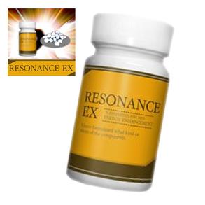 送料無料 RESONANCE EX レゾナンスイーエックス/サプリメント 男性 健康