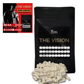 送料無料☆3個セット VIDAN THE VISION ビダンザビジョン/疲労 回復 サプリメント 男性 健康 メンズサポート