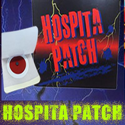 【送料無料★P10倍★3個セット】HOSPITA PATCH ホスピタパッチ/メンズパッチ 男性 健康 メンズサポート