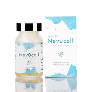 送料無料 ネバセル/サプリメント 美容 健康 スキンケア 肌サポート