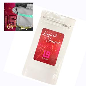 ロジカルシェイパー 3個セット 送料無料/サプリメント ダイエット 美容 健康