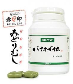 蟲宓睦 BIOZAME (biotheim) 和補充美容健康飲食支援蟲