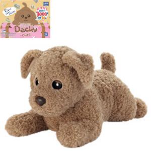 ヒーリングパートナー もっとおはなし ダッキーカール 送料無料/おもちゃ ぬいぐるみ 犬