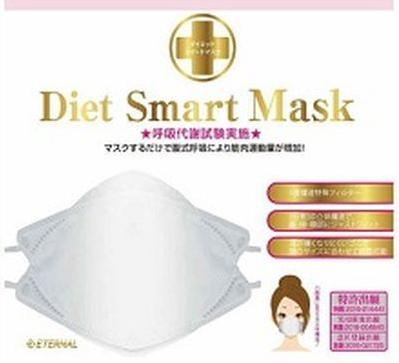 减肥智能口罩/减肥口罩美容健康的细长的减肥支援尘埃花粉