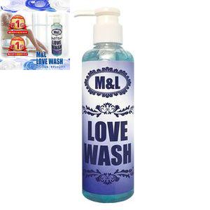 送料無料☆3個セット エムアンドエルラブウォッシュ M&L LOVE WASH/デリケートゾーン用ボディソープ 美容 健康