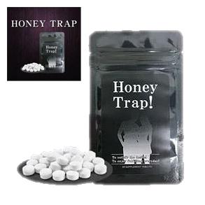 送料無料☆3個セット Honey Trap ハニートラップ/サプリメント 男性 健康