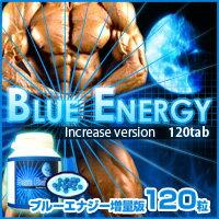 送料無料 ブルーエナジー増量版120粒/サプリメント 男性 健康 メンズサポート