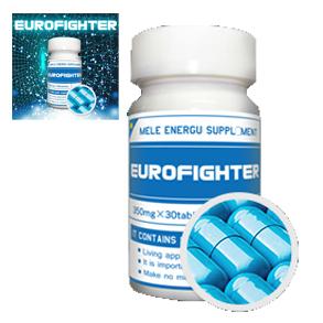 送料無料★2個セット EUROFIGHTER ユーロファイター/サプリメント 男性 健康
