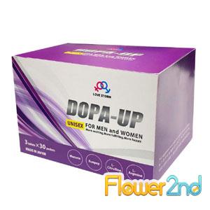 DOPA-UP ドーパップ 30包入 送料無料/サプリメント 男性 健康 メンズ サプリ