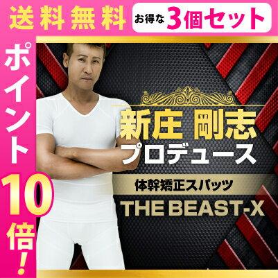 送料無料☆3個セット VIDAN THE BEAST X(ビダンザビーストエックス)
