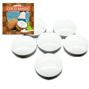 送料無料★3個セット★ COCO MAGIC ココマジック/ ココナッツオイル サプリメント ダイエット 美容 健康