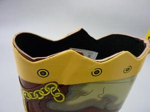 0e67bf39e29 ... (キドラブル) Kidorable pirate rain boots children's long shoes kids rain  shoe length shoes children's ...