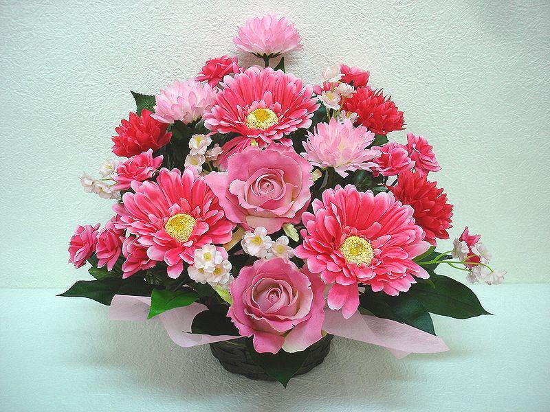でました 造花でこんなに豪華なアレンジメント お花 器をおまかせしていただいて その分 返品送料無料 ボリュームアップ 素敵な造花アレンジメントはいかがでしょう 造花 ボリューム満点 デザイナーおまかせアレンジメントH30 ピンク 楽ギフ_メッセ入力 花 還暦 フラワーギフト 歓迎 結婚祝い ストアー No.2 記念日 退職祝い 送迎 母の日 インテリア お祝い アレンジメント 誕生日