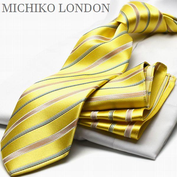 ネクタイ ブランド【MICHIKO LONDON】MHT-12