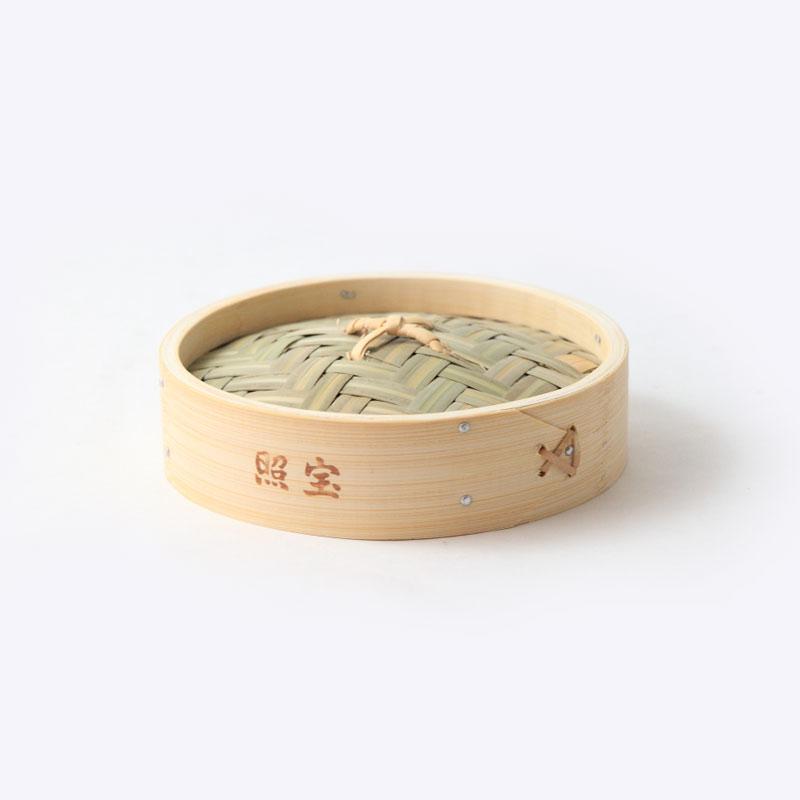 照宝 公式ストア 中華せいろ 蓋 φ15cm 竹製 お値打ち価格で 店頭受取対応商品