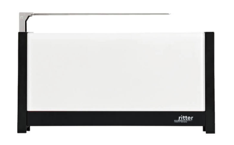 ritter(リッター) トースター volcano5 白【店頭受取対応商品】
