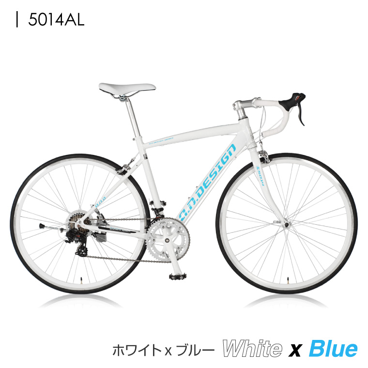 Road bike aluminum bike 700 c bike 5014 AL [a.n.design works]