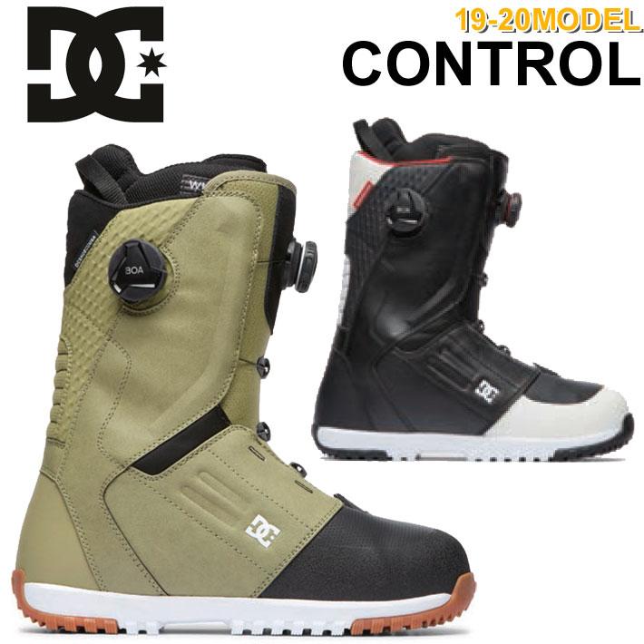 [在庫限りfollows特別価格] 19-20 DC SHOE ディーシー シュー ブーツ CONTROL コントロール スノーボードブーツ BOOTS メンズ 正規品 送料無料
