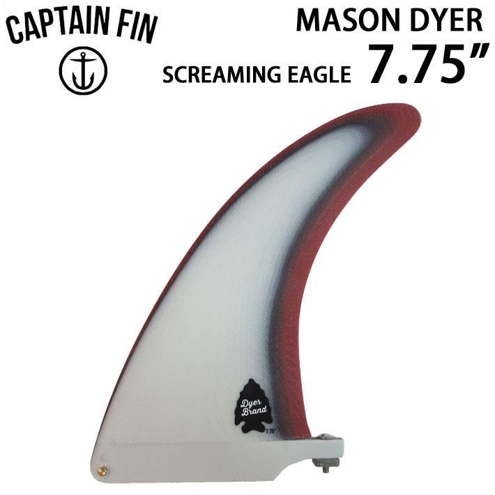 [店内ポイント最大20倍!!] CAPTAIN FIN キャプテンフィン Mason Dyer SCREAMING EAGLE 7.75 メイソン・ ダイヤー ロングボード ミッドレングス センターフィン シングルフィン サーフィン【あす楽対応】