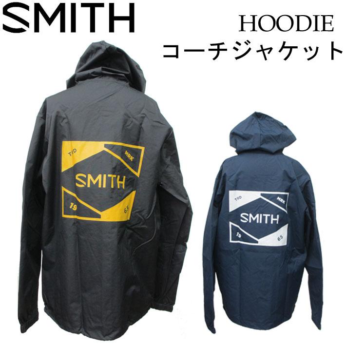 SMITH スミス HOODIE COACH JACKET コーチジャケット メンズ アウター