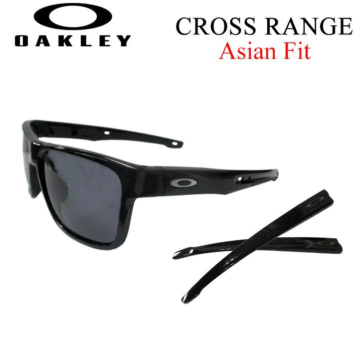 オークリー サングラス OAKLEY CROSS RANGE 9371-0157 クロスレンジ AsiaFit アジアンフィット 日本正規品
