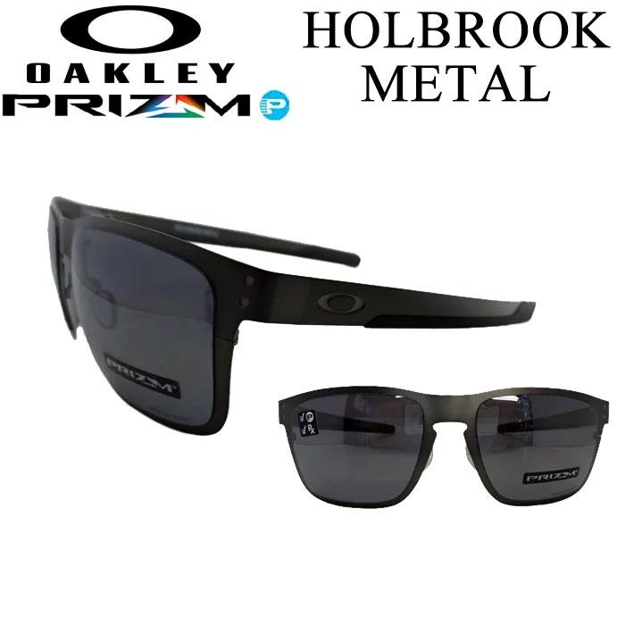 オークリー サングラス OAKLEY HOLBROOK METAL 4123-0655 ホルブルック メタル 日本正規品