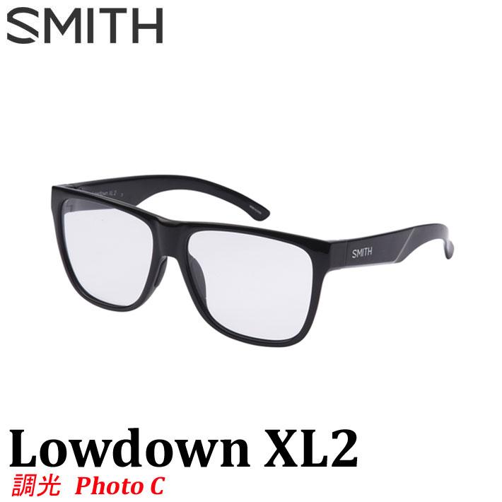 SMITH スミス サングラス Lowdown XL2 ローダウン エックスエルツー Photochromic Clear フォトクロミッククリア 調光レンズ 正規品