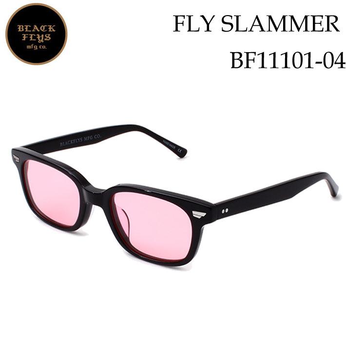 ブラックフライ サングラス [BF-11101-04] FLY SLAMMER フライスラマー BLACK FLYS [BLACK_PINK] ジャパンフィット
