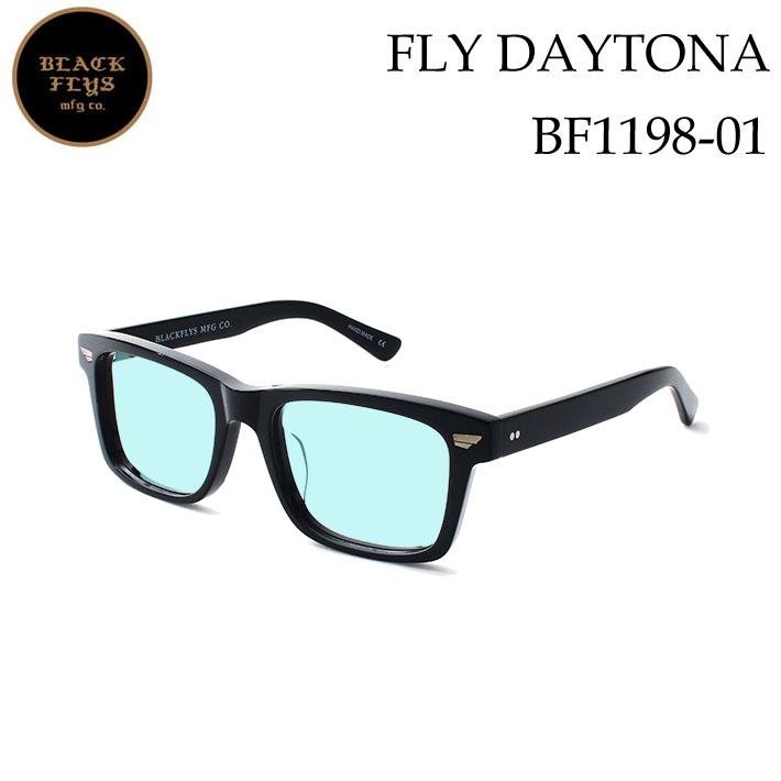 ブラックフライ サングラス [BF-1198-01] FLY DAYTONA フライ デイトナ BLACK FLYS [BLACK_LIGHT/BLUE] ジャパンフィット【あす楽対応】
