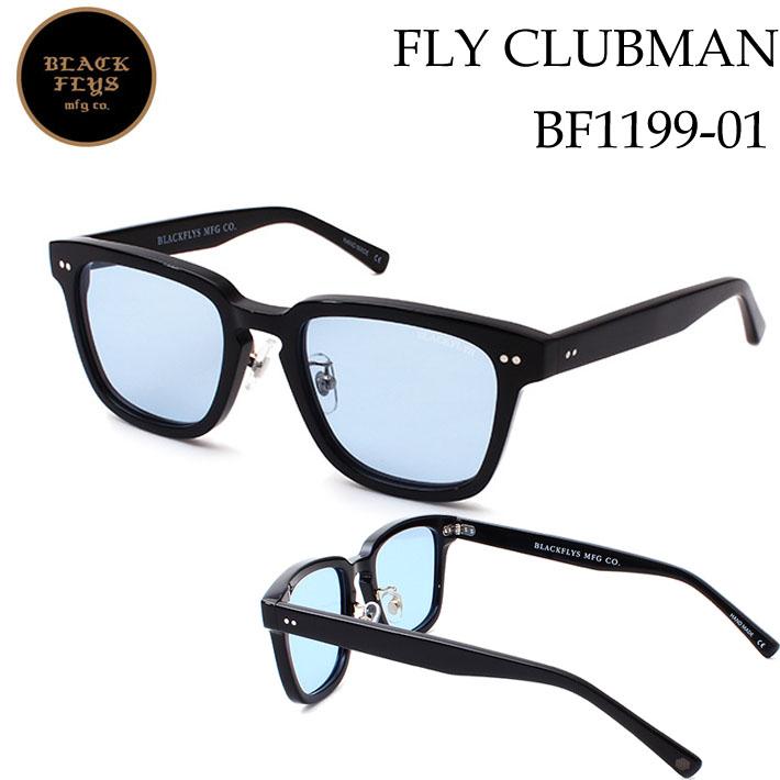 クラブマン フライ BLACK サングラス CLUBMAN FLY [BF-1199-01] [B.LIGHT/BLUE]【あす楽対応】 ブラックフライ FLYS