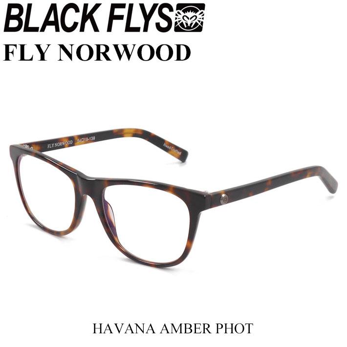 BLACK FLYS ブラックフライ サングラス FLY NORWOOD フライ ノーウッド 調光レンズ [HAVANA AMBER PHOT] [BF-1306-02] ジャパンフィット
