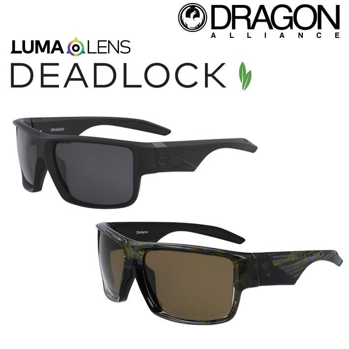 DRAGON ドラゴン サングラス DEADLOCK デッドロック [1] 正規品