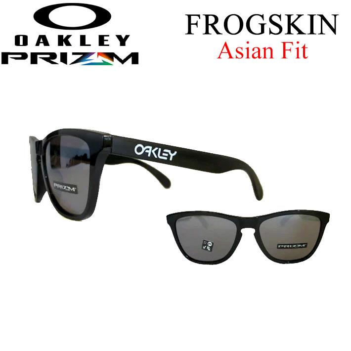 オークリー サングラス OAKLEYFROGSKIN フロッグスキン 9245-6254 PRIZM Asia Fit アジアンフィット 日本正規品【あす楽対応】