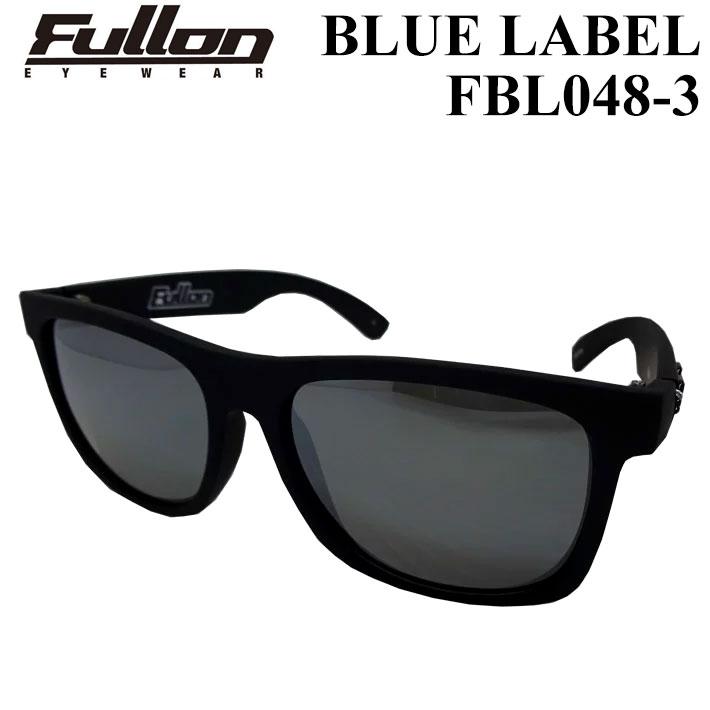 フローン Fullon サングラス 偏光レンズ POLARIZED ポラライズド FBL048-3 [99%UVカットレンズ] 日本正規品 サーフィン スノーボード アウトドア キャンプ フィッシング