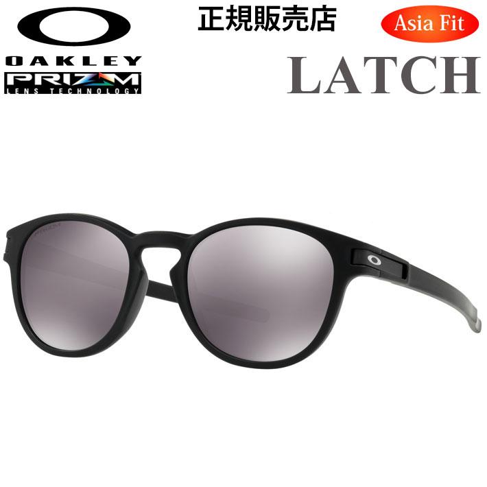 オークリー サングラス OAKLEY LATCH ラッチ 9349-1153 PRIZM Asia Fit アジアンフィット 日本正規品