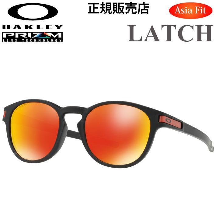 オークリー サングラス OAKLEY LATCH ラッチ 9349-1353 PRIZM Asia Fit アジアンフィット 日本正規品