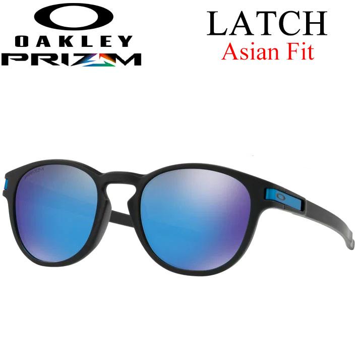 オークリー サングラス OAKLEY LATCH ラッチ 9349-1453 PRIZM Asia Fit アジアンフィット 日本正規品
