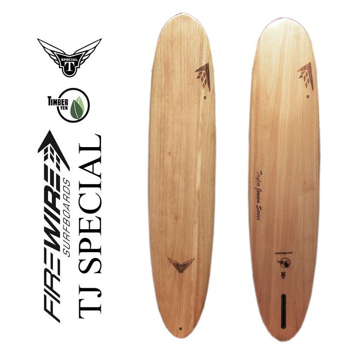 FIREWIRE SURFBOARDS ファイヤーワイヤー サーフボード TJ SPECIAL Timber Tek ティンバーテック SPECIAL-T タイラー・ジェンセン スペシャル [条件付き送料無料]