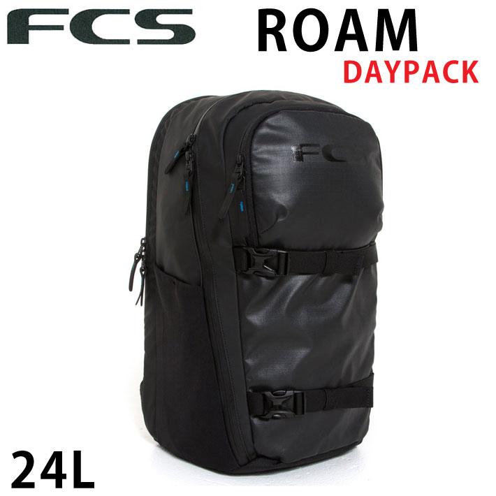 FCS エフシーエス ROAM DAY PACK バックパック 24L リュック 鞄 サーフィン【あす楽対応】