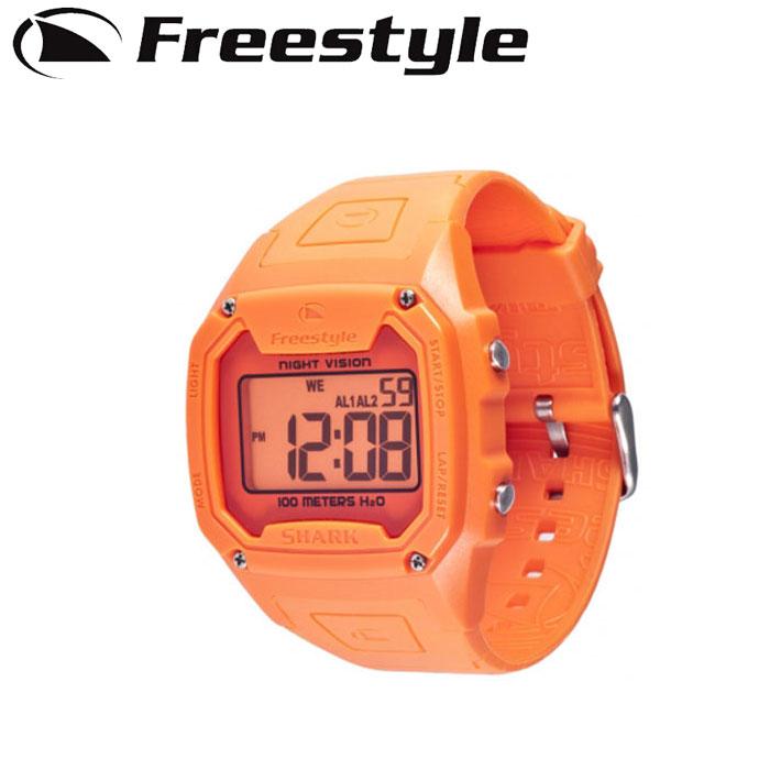 FreeStyle フリースタイル 腕時計 [FS84975] KILLER CLASSIC [キラー シャーク] ORANGE デジタル時計【あす楽対応】