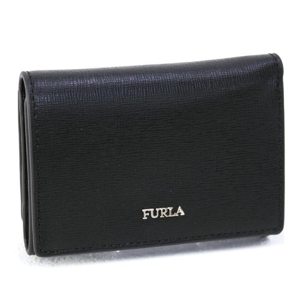 2020年春夏新作 フルラ FURLA 財布 BABYLON 折財布 ブラック (1023478 PBP2 B30 NERO)