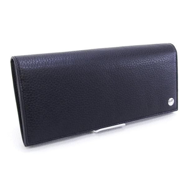 【在庫一掃セール】ダンヒル DUNHILL 財布 BOSTON 長財布 ブラック (L2V310A BK)【あす楽対応】