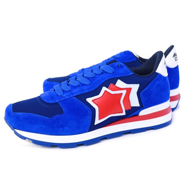 アトランティックスターズ Atlantic STARS アンタレス 靴 メンズ スニーカー ブルー (ANTARES NAN-14B NAVY)【あす楽対応】
