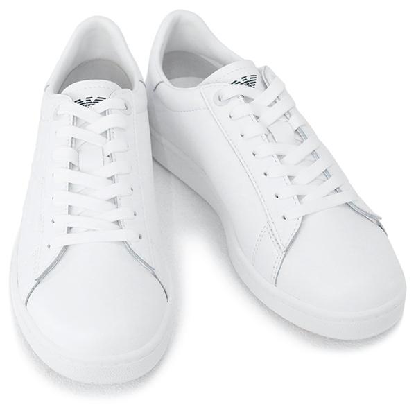 27%off 2020年秋冬 エンポリオアルマーニ EA7 イーエーセブン 2020年秋冬新作 ブランド品 EMPORIO 期間限定お試し価格 ARMANI WHITE 00001 靴 スニーカー X8X001 メンズ XCC51 ホワイト