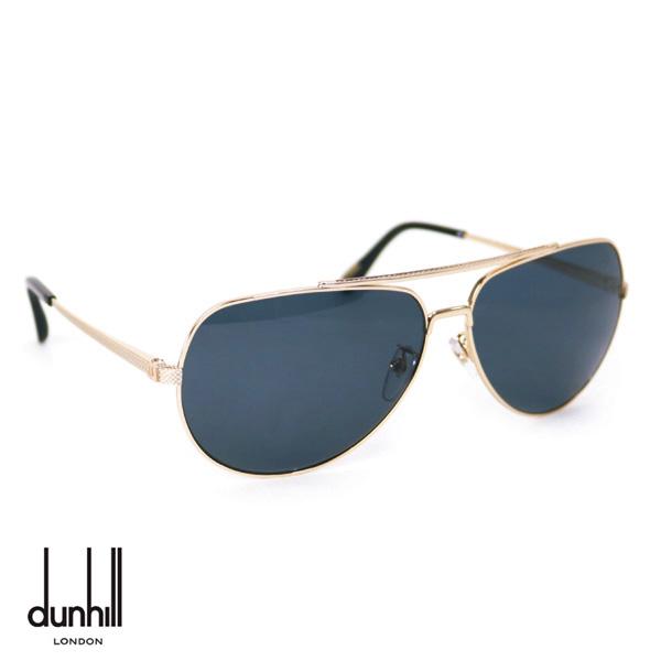 ダンヒル dunhill メンズ サングラス ティアドロップ ブラック (SDH007 300P BK)