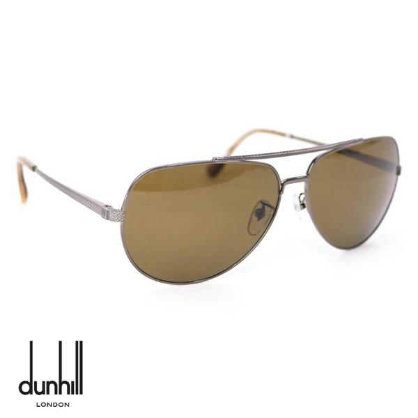 ダンヒル dunhill メンズ サングラス ティアドロップ カーキ (SDH007 509P KHA)【あす楽対応】