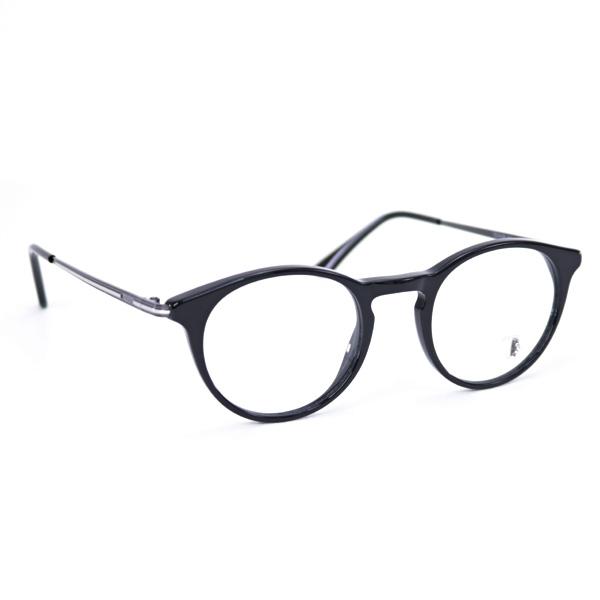 トッズ TOD'S メンズ メガネフレーム ブラック (TO5135 001 BK)