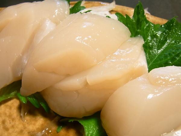 水揚げしたばかりの新鮮な生ほたてを瞬間冷凍 北海道産生ほたて 定価 価格 交渉 送料無料 500g