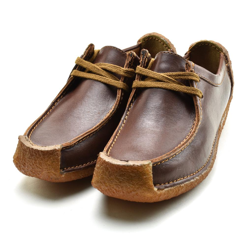 クラークス ウィメンズ ナタリー 【26144940】 CLARKS WMNS NATALIE チェスナットレザー CHESTNUT LEATHER 靴 レディース靴 カジュアルシューズ