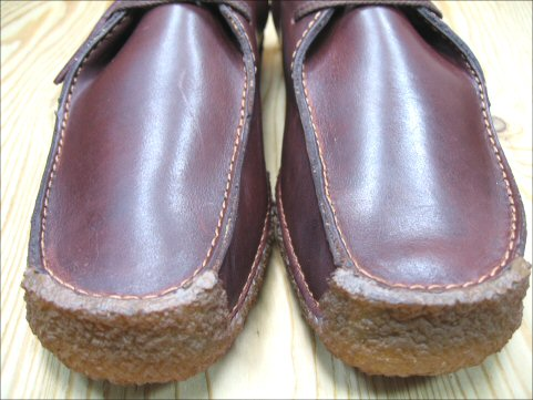 In the promise of CLARKS WMNS NATALIE CHESTNUT LE 20319127 item arrival report view